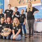 Loacker Recycling und die First Lego League
