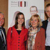 Fünf-Jahres-Jubiläum bei Walser Personal