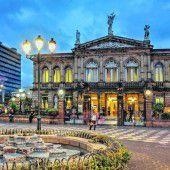 Die Hauptstadt San José