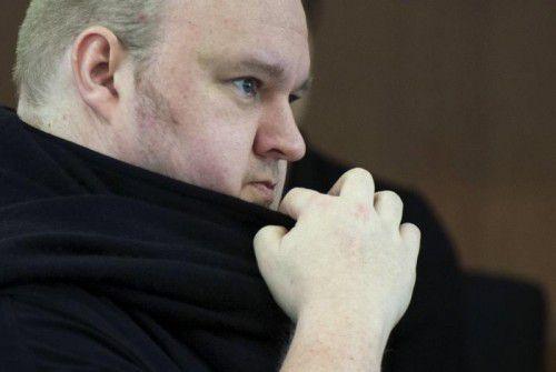Dem umstrittenen deutschen Internet-Unternehmer Kim Dotcom droht gewaltiger Ärger mit der US-Justiz.