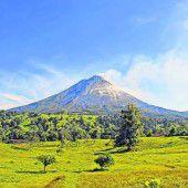 Aktiver Vulkan: Arenal