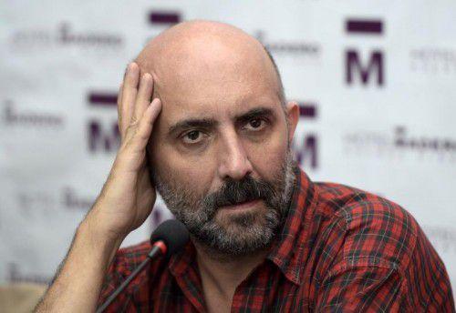 """Der Argentinier Gaspar Noé hat längst den Ruf eines """"Skandalregisseurs"""" inne."""