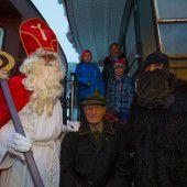 Mit Zugkraft zum Nikolaus