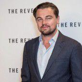 DiCaprio aß für neuen Film rohe Bisonleber