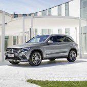 Umweltzertifikat für den Mercedes-Benz GLC