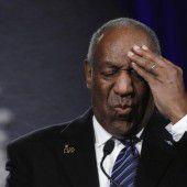 Cosby muss sich nun vor Gericht verantworten