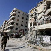 Krieg trotz Friedensplan