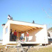 HTL-Schüler bauen Fraxner Jugendbühne