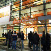 In Dornbirn und Rankweil regiert nun der orange Biber statt dem Max
