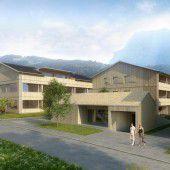 Großprojekt in Bizau ist in den Startlöchern