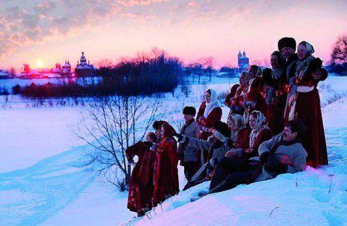 Die Musiker des virtuosen Ensembles RUS beherrschen bis zu fünf Instrumente.