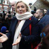 Rechtsextreme Front National triumphiert