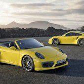 911: Leistungsplus für die neuen Turbomodelle
