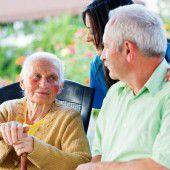 Vorsorge sichert ein Altern in Würde