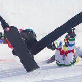 Ländle-Boarder sorgen für ein Wintermärchen