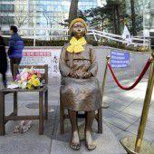 Späte Entschuldigung an Südkoreas Trostfrauen