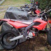 Gestohlenes Moped gesucht