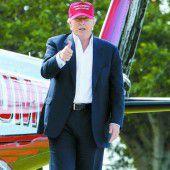 Trump der Trampel