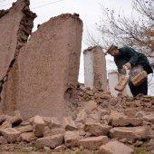 Erdbeben erschüttert Hindukusch-Gebirge