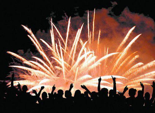 Ein offizielles Feuerwerk in jedem Ort und private Knallerei verbieten?