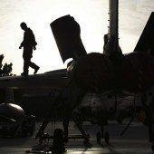 Britische Kampfjets greifen IS in Syrien an