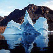Sturmtief bringt den Sommer zum Nordpol