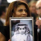 Sacharow-Preis für Saudi-Blogger Badawi