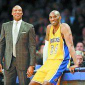 Die L.A. Lakers können doch noch gewinnen