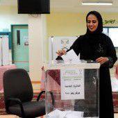 Historischer Sieg für Frauen in Saudi-Arabien