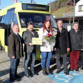Über 40.000 Fahrgäste mit Linie 75a unterwegs