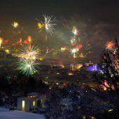 Warnung vor explosiver Gefahr zur Silvesterfeier