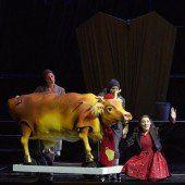 Toller Orchesterklang zur tierischen Freude