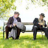 Berührende Geschichte rund ums Älterwerden