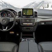 Mercedes krönt seine SUV-Palette