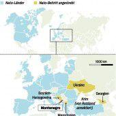 Die Nato will noch weiter nach Osten expandieren