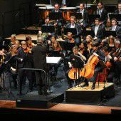 Symphonieorchester jubiliert
