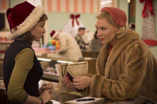 """""""Carol"""" wurde mit Cate Blanchett verfilmt."""