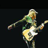 Zucchero live 2016 mit Tour-Stopp in Dornbirn