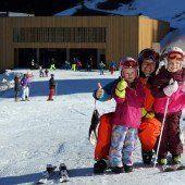 Skigebiete gut gebucht