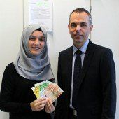 Tausend Euro Stipendium