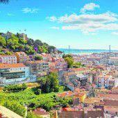 Entspanntes Leben in Lissabon