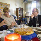Ma hilft-Treff mit Bischof Benno