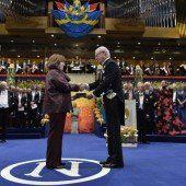Glanzvolle Verleihung der Nobelpreise in Stockholm und Oslo