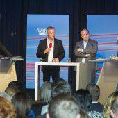 VN- und ORF-Diskussion zur Stichwahl stieß auf großes Interesse