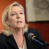 Freispruch für Front-National-Chefin Le Pen