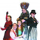 Die kleine Meerjungfrau – das Musical gastiert heute um 16 Uhr im Kulturhaus Dornbirn