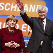Horst Seehofer fordert erneut Begrenzung