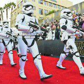 Großer Hype um neues Star Wars-Spektakel