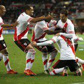 River Plate erster Finalist bei Klub-WM
