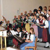 Adventkonzert in Lustenau